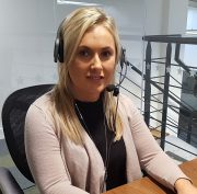 Suzanne working in KennCo Insurance