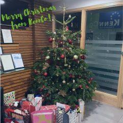 KennCo Christmas Tree 2018