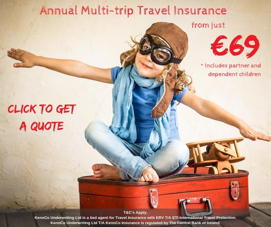 Travel Insurance Quotes Ireland