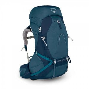 Osprey backpack for travelling