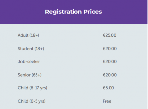 Pieta House Darkness Into Light Prices