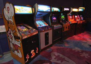 Arcade Games Jam Park