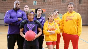 dodgeball Jumpzone Liffey Valley