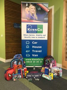 Kennco back to school bags
