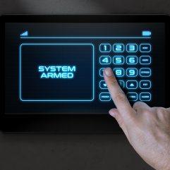 Alarm System Armed