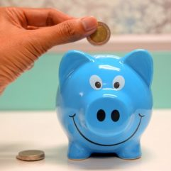 Piggy Bank for Saving Money